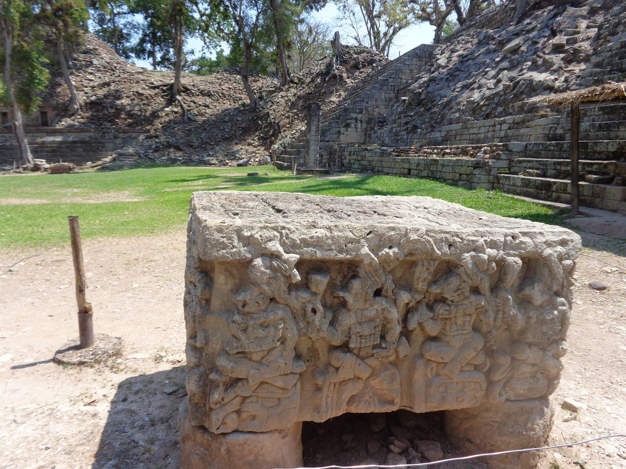 Copan-Ruins-Altar