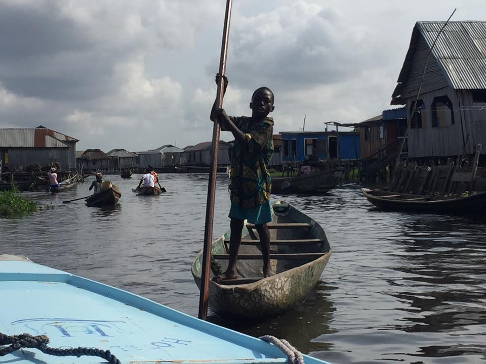 Benin-village
