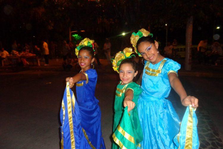 Nicaragua Dance Rituals