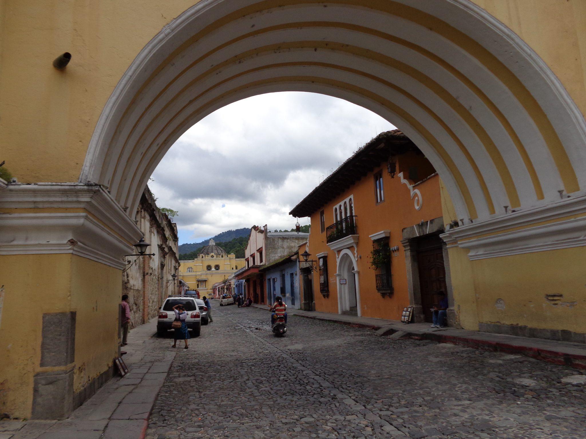 Guatemala-streets
