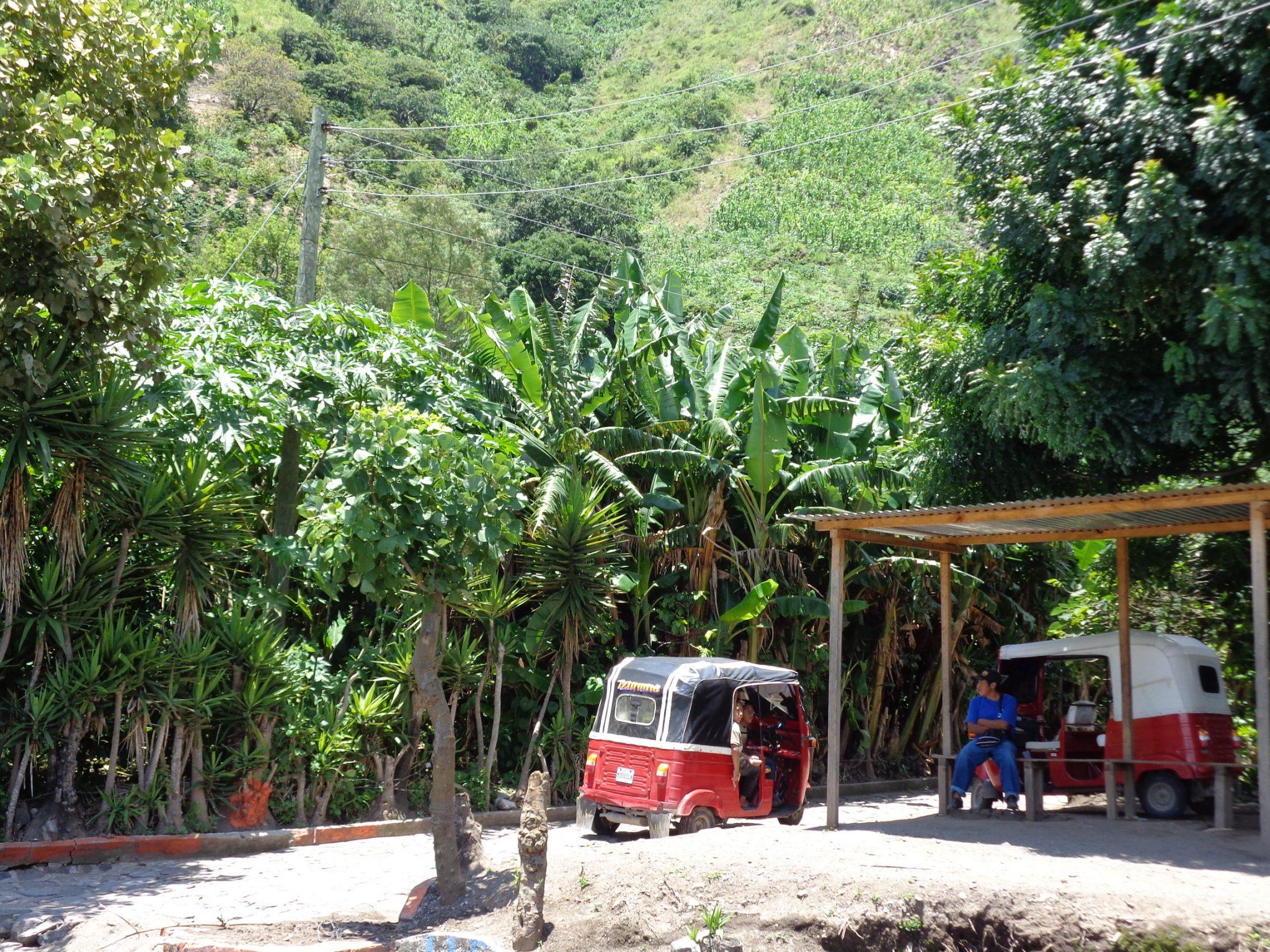 Guatemala-taxi