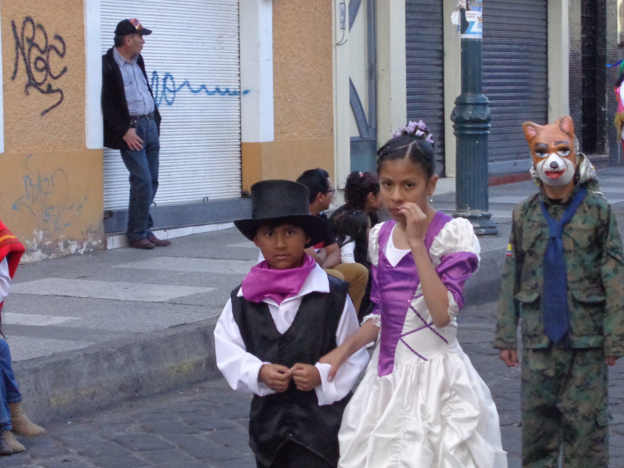 Riobamba-quito