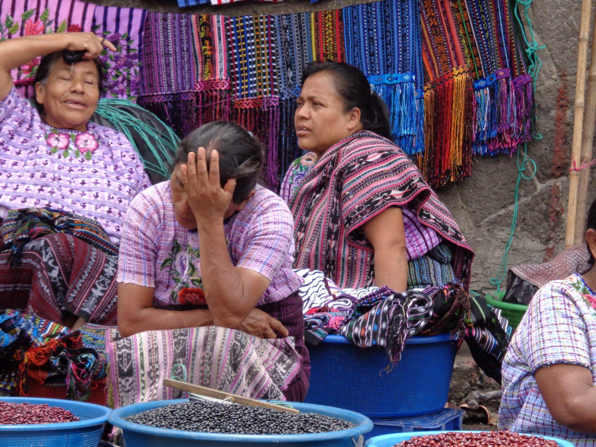 Vendors-guatemala
