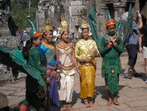Cambodia-dancers