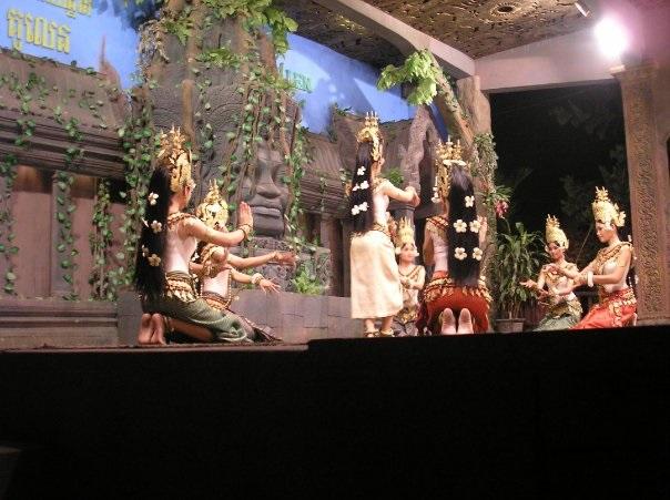 Cambodia-performance