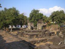 Khmer-ruins