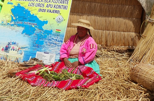 Why You Should Visit The Spectacular Uros Floating Islands In Puno This Year