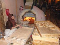 Doha-Qatar-baking-fresh-hot-pita