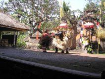 Barong-dayak-dance