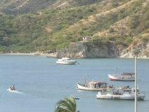 Taganga-boat