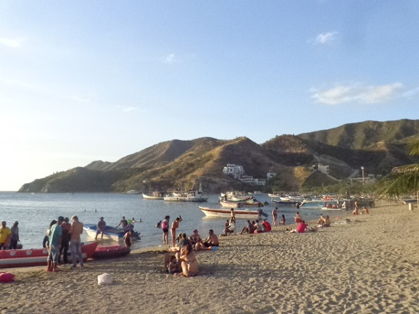 Taganga-sitting-at-the-beach