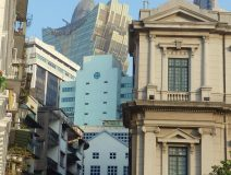 Macau-architecture