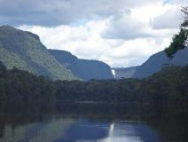 Kaieteur-scenery