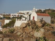 Mykonos-church