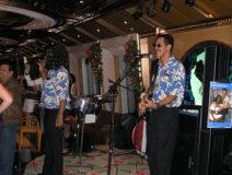 Cruise-singers